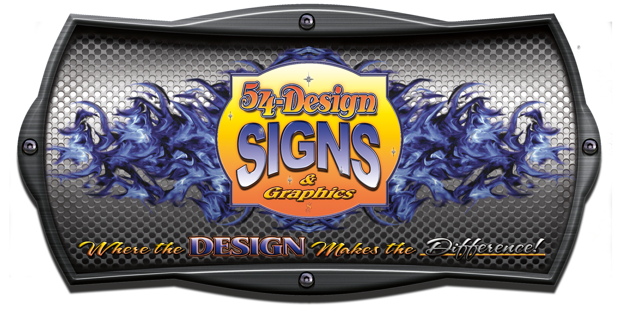 54-Design's Main Web Logo